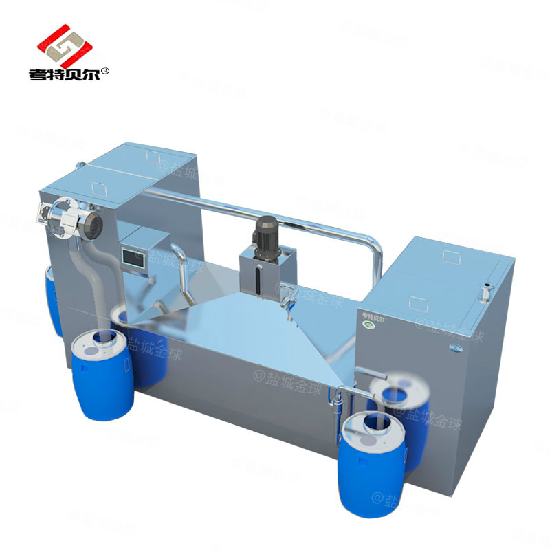 GBOS-Q餐飲垃圾油水分離設備