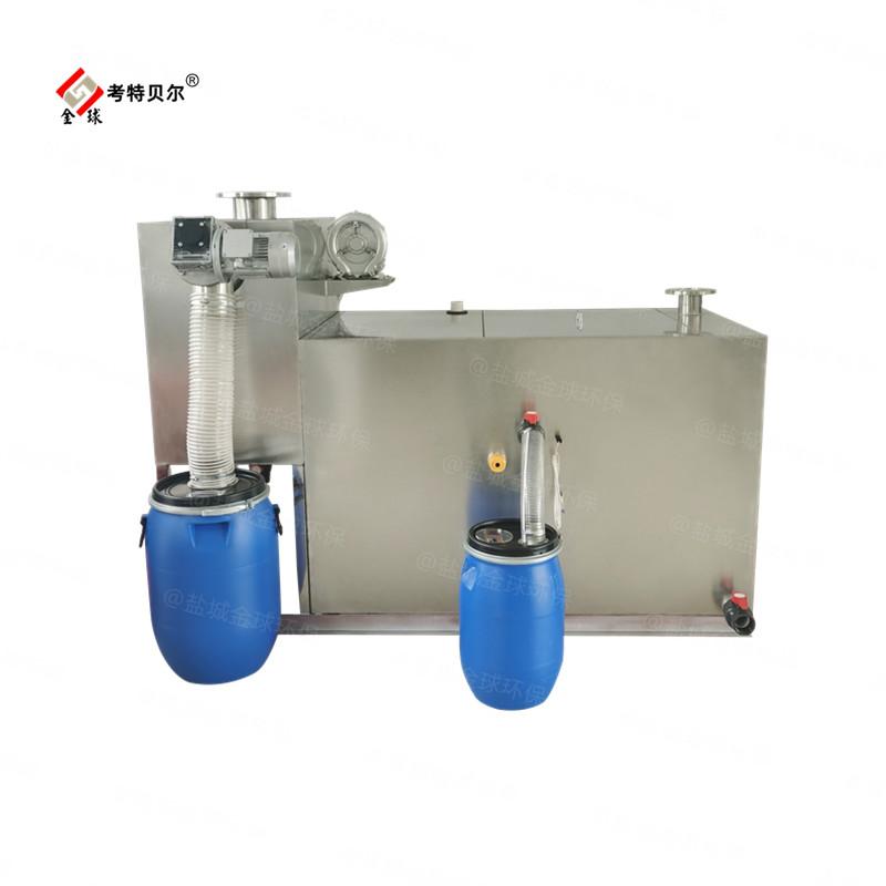 一體化隔油提升設備